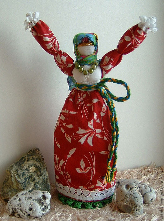 Народные куклы ручной работы. Ярмарка Мастеров - ручная работа. Купить Обереговая кукла Благодать. Handmade. Оберег, оберег для дома