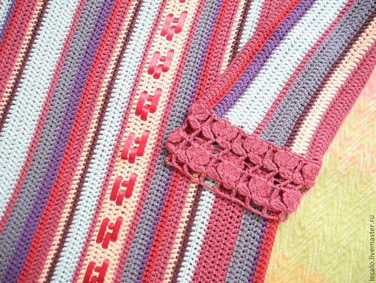 Платья ручной работы. Ярмарка Мастеров - ручная работа. Купить Платье-туника. Handmade. Платье, ручное вязание, кружево