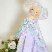 Куклы и игрушки ручной работы. Ярмарка Мастеров - ручная работа Сиреневый ангел. Handmade.