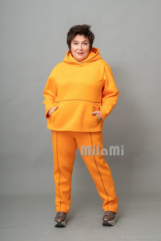 Art. .4816 Hoodie Orange, Sweatshirts, Kirov,  Фото №1