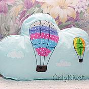 Для дома и интерьера ручной работы. Ярмарка Мастеров - ручная работа подушка облако. Handmade.