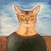 Портрет одной знакомой кошки