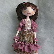 """Куклы и игрушки ручной работы. Ярмарка Мастеров - ручная работа Кукла  """"Сирень"""". Handmade."""