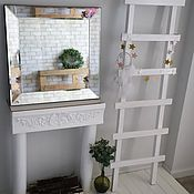 Для дома и интерьера handmade. Livemaster - original item Mirror in mirror frame. Handmade.