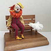 Куклы и игрушки ручной работы. Ярмарка Мастеров - ручная работа Пикколо Бамбино. Handmade.