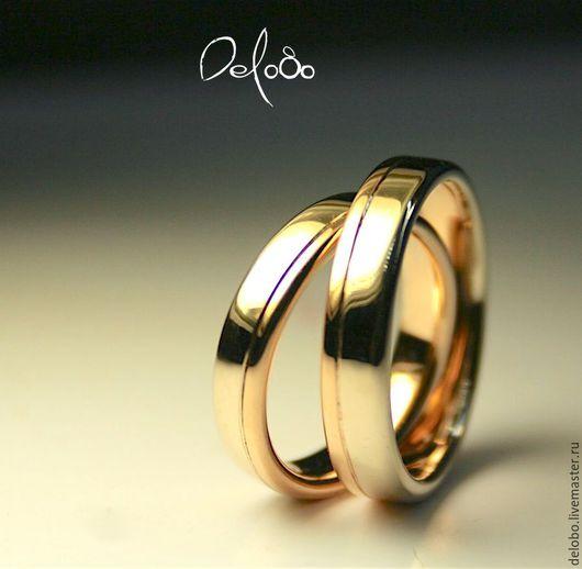 Кольца ручной работы. Ярмарка Мастеров - ручная работа. Купить Обручальные кольца. Handmade. Обручальные кольца, свадебный подарок
