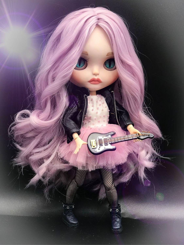 Блайз кукла blythe рокерша -Lisa, Шарнирная кукла, Санкт-Петербург,  Фото №1