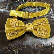 Аксессуары handmade. Livemaster - original item Tie steampunk