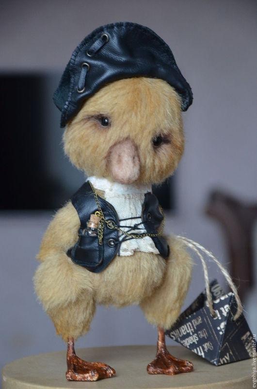 Мишки Тедди ручной работы. Ярмарка Мастеров - ручная работа. Купить корсар. Handmade. Коричневый, друзья тедди, кожа натуральная