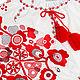 """Платья ручной работы. Этническое платье """"ДЕРЕВО ЖИЗНИ"""". Лущик Лидия (milas2000). Ярмарка Мастеров. Блуза, этническое, театральное"""