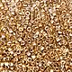 Для украшений ручной работы. Ярмарка Мастеров - ручная работа. Купить MIYUKI Delica 11/0 24KT Lt.Gold Plated DB0034  бисер Миюки Делика. Handmade.