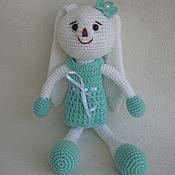 Куклы и игрушки ручной работы. Ярмарка Мастеров - ручная работа Зайка Ася. Handmade.