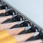 """Картины и панно ручной работы. Ярмарка Мастеров - ручная работа """"Коробка с карандашами"""", авторская фотография. Handmade."""