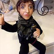 Куклы и игрушки ручной работы. Ярмарка Мастеров - ручная работа Пол Маккартни. Handmade.