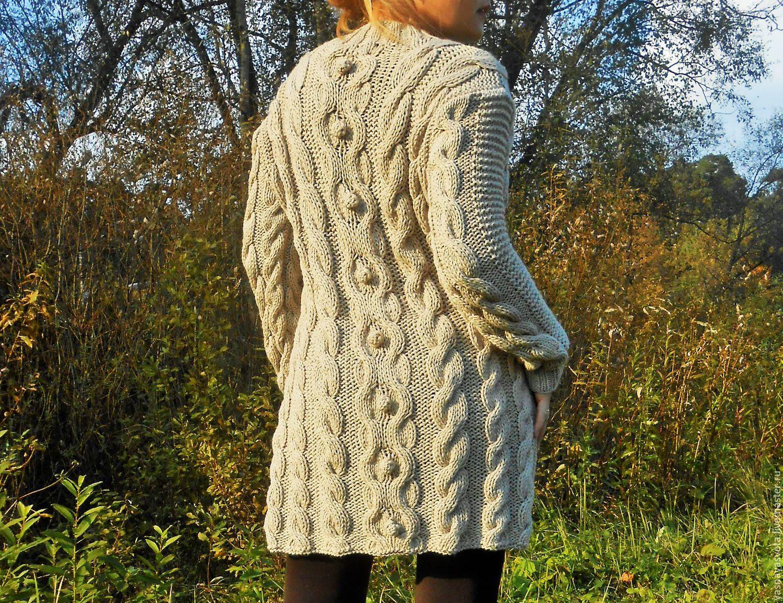 Женские свитера туники