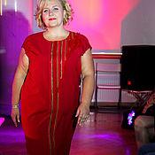 """Одежда ручной работы. Ярмарка Мастеров - ручная работа авторское платье """"ЕЛЕНА"""". Handmade."""