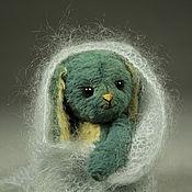 Куклы и игрушки ручной работы. Ярмарка Мастеров - ручная работа Авторская игрушка Крошка Эллиот. Handmade.