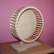 Для домашних животных, ручной работы. Ярмарка Мастеров - ручная работа Беговое колесо для белки. Handmade.