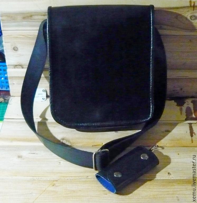 Мужская сумка для планшета своими руками