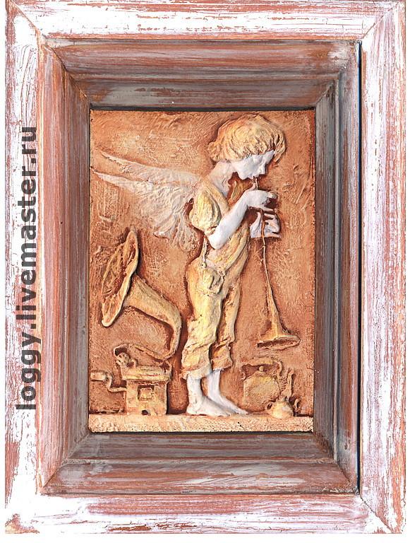 Панно Ангел, Картины, Астрахань,  Фото №1