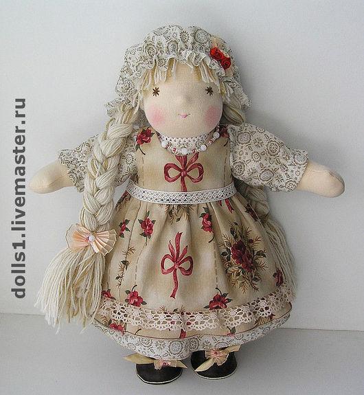 Вальдорфская игрушка ручной работы. Ярмарка Мастеров - ручная работа. Купить Вальдорфская кукла Альва. Handmade. Вальдорфская игрушка