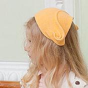 Аксессуары handmade. Livemaster - original item hat trim children`s. Handmade.