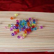 Бусины акрил для декора упаковка 10 шт