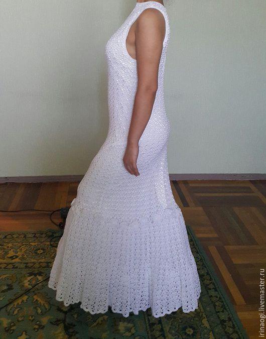 Одежда и аксессуары ручной работы. Ярмарка Мастеров - ручная работа. Купить свадебное платье. Handmade. Свадьба, платье на заказ