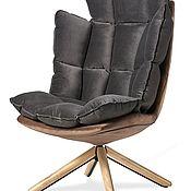 Для дома и интерьера handmade. Livemaster - original item Armchair soft Brown. Handmade.