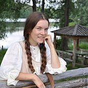 Русский стиль handmade. Livemaster - original item Russian costume. Handmade.