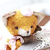 Куклы и игрушки ручной работы. Ярмарка Мастеров - ручная работа лисёнок Милкис. Handmade.