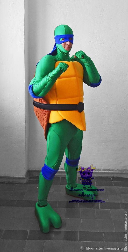 Teenage Mutant Ninja Turtles. Scenic suit/Carnival costume, Suits, Vladivostok,  Фото №1