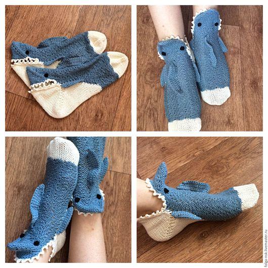 Любимые кровожадные носки :)