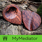 Музыкальные инструменты handmade. Livemaster - original item The mediator of Rosewood Rosewood Rhythm. Handmade.