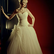 Свадебный салон handmade. Livemaster - original item Wedding dress - Princess. Magnificent wedding dress.. Handmade.