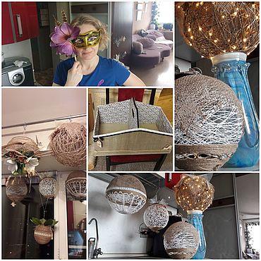 Свадебный салон ручной работы. Ярмарка Мастеров - ручная работа Декор в стиле рустик. Handmade.