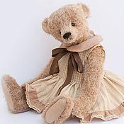 """Куклы и игрушки ручной работы. Ярмарка Мастеров - ручная работа Авторский коллекционный мишка тедди """"Юнона"""". Handmade."""