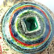"""Посуда ручной работы. Ярмарка Мастеров - ручная работа Чайник """"Вибрации вселенной"""". Handmade."""