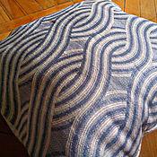 Для дома и интерьера ручной работы. Ярмарка Мастеров - ручная работа Подушка большая в интерьер. Handmade.