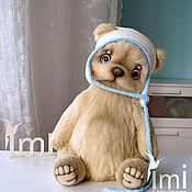 Куклы и игрушки ручной работы. Ярмарка Мастеров - ручная работа мишутка Потапыч. Handmade.