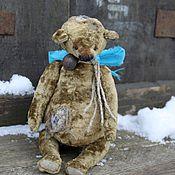 Куклы и игрушки ручной работы. Ярмарка Мастеров - ручная работа Мишка тедди Бруно. Handmade.