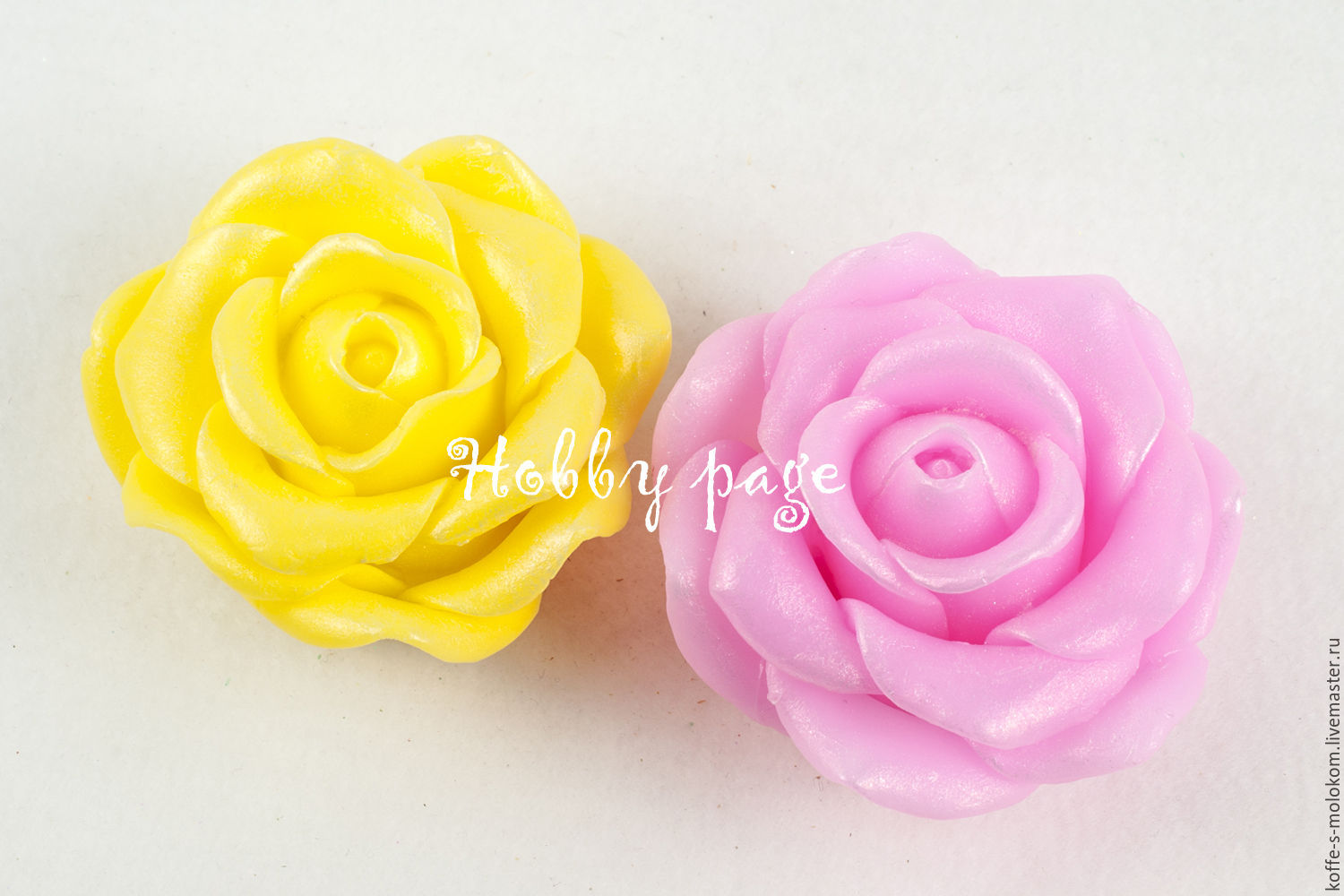 Silicone molds for soap rose gold – shop online on Livemaster with ...