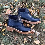 Обувь ручной работы handmade. Livemaster - original item Shoes: Boots