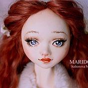 Куклы и игрушки handmade. Livemaster - original item Ingrid  art doll, ooak, doll interior artdoll. Handmade.