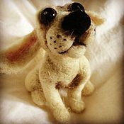 Куклы и игрушки ручной работы. Ярмарка Мастеров - ручная работа Собака. Handmade.