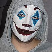 Головные уборы ручной работы. Ярмарка Мастеров - ручная работа Маска Джокера Хоакин Феникс Joker 2019. Handmade.