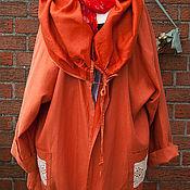 Одежда ручной работы. Ярмарка Мастеров - ручная работа Парка для пышных ЛеДи-бохо 56 -58 -60. Handmade.