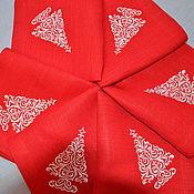 Для дома и интерьера handmade. Livemaster - original item Set napkins