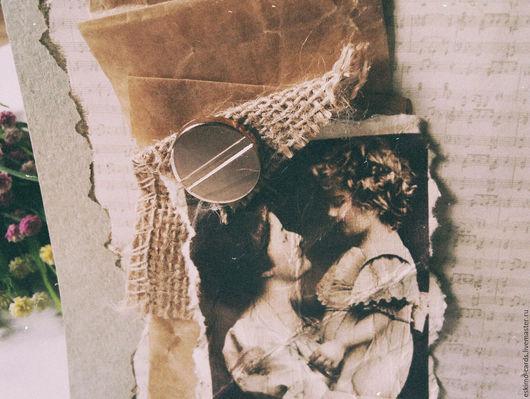 """Открытки для женщин, ручной работы. Ярмарка Мастеров - ручная работа. Купить Открытка """"Маме"""". Handmade. Комбинированный, Скрапбукинг, открытка, картинка"""