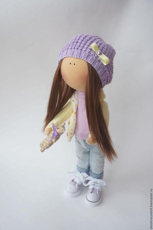 Коллекционные куклы ручной работы. Ярмарка Мастеров - ручная работа. Купить Интерьерная текстильная кукла. Handmade. Интерьерная кукла, handmade